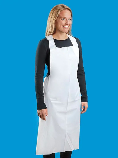 Disposable Aprons (100 Count)