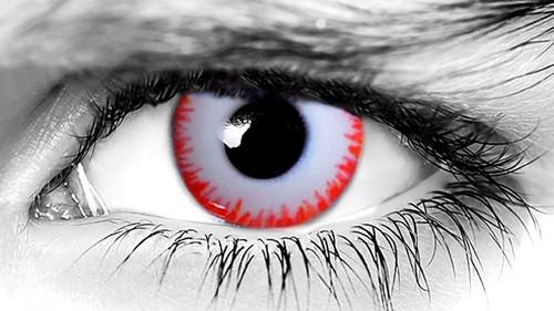 Berserker Contact Lenses