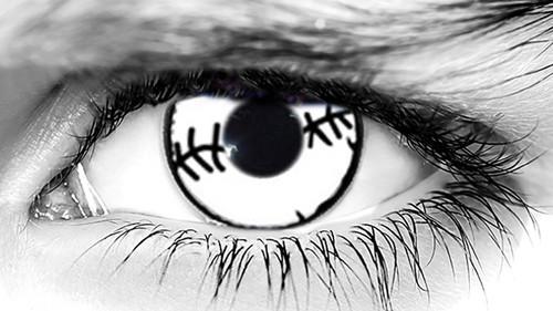 Stitch Contact Lenses