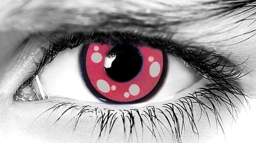 Tomoe Contact Lenses