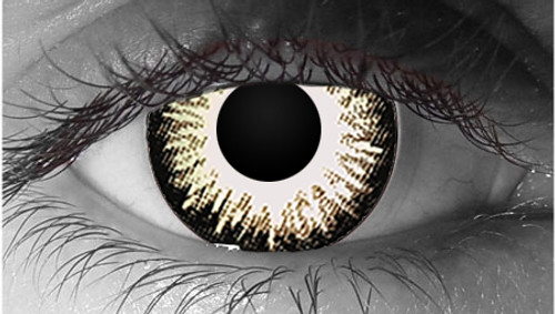 Zombie Undead Contact Lenses