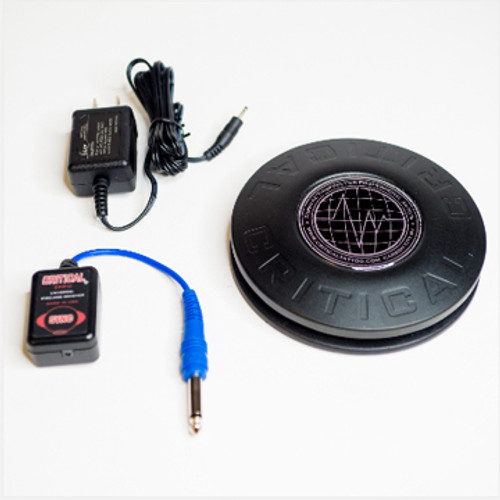 Critical Wireless Footswitch & Universal Receiver