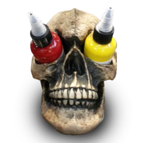 Skullhead Ink Holder w/ Ink