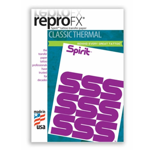 Spirit Thermal Transfer Paper