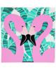 Sunnylife Set of 50 Tropical Napkins & Holder~3010776141