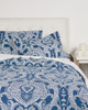 Whit & Alex Royal Navy Duvet Set~3030469043