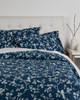 Whit & Alex Toile Blue with Anise Duvet Set~3030278432