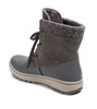 Baretraps Devon Cold-Weather Lace-Up Bootie~Grey*BT25603