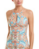 Helen Jon High-Neck Tankini~1411699436