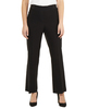 Petite Studded Waistband Pants~Black*YRNL0142