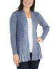 Long Sleeve Open Front Textured Cardigan~Mercy*MSVR1157