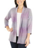 Ombre Open Front Cardigan~Tanya*MSVR1190