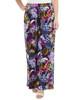 Elastic Waist Tassel Tie Palazzo Pants~Teal Coldgarden*MDOP0138