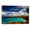 iCanvas ''Trunk Bay'' by J.D. McFarlan Gallery-Wrapped Canvas Print~7083-1PC3