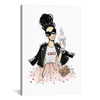 iCanvas ''Gucci Coffee'' by Aaron Favaloro Gallery-Wrapped Canvas Print~AFA21-1PC3