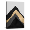 iCanvas ''Four Mountains'' by Elisabeth Fredriksson Gallery-Wrapped Canvas Print~ELF45-1PC3