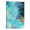 iCanvas ''Gold Under The Sea II'' by Eva Watts Gallery-Wrapped Canvas Print~EWA63-1PC3