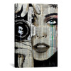 iCanvas ''Zoom'' by Loui Jover Gallery-Wrapped Canvas Print~LJR131-1PC3