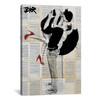iCanvas ''Always Again'' by Loui Jover Gallery-Wrapped Canvas Print~LJR3-1PC3