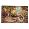 iCanvas ''Riverwalk Charm'' by Ruane Manning Gallery-Wrapped Canvas Print~RUA71-1PC3