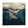 iCanvas ''Bond II'' by SpaceFrog Designs Gallery-Wrapped Canvas Print~SFD13-1PC3