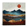iCanvas ''Amber Dusk'' by SpaceFrog Designs Gallery-Wrapped Canvas Print~SFD2-1PC3