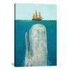 iCanvas ''The Whale'' by Terry Fan Gallery-Wrapped Canvas Print~TFN208-1PC3