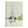 iCanvas ''April in Paris'' by Avery Tillmon Gallery-Wrapped Canvas Print~WAC107-1PC3