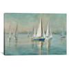 iCanvas ''Sailboats at Sunrise'' by Danhui Nai Gallery-Wrapped Canvas Print~WAC3983-1PC3