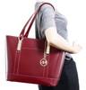 McKlein ARYA Ladies' Leather Tote with Tablet Pocket~9771
