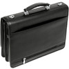 "McKlein BUCKTOWN 15"" Leather Double Compartment Laptop Briefcase~43545"