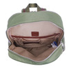 """McKlein CUMBERLAND 17"""" Nylon Dual Compartment Laptop Backpack~1836"""