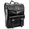 "McKlein HAGEN 15"" Leather Laptop Backpack~8802"