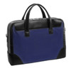 "McKlein HARPSWELL 17"" Nylon Dual Compartment Laptop Briefcase~1856"
