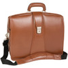 "McKlein HARRISON 15"" Leather Partners Laptop Briefcase~8338"