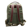 "McKlein PARKER 15"" Nylon Dual Compartment Laptop Backpack~1855"