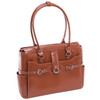"McKlein WILLOW SPRINGS 15"" Ladies' Leather Laptop Briefcase~9656"