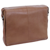 "Siamod SAN FRANCESCO 13"" Leather Messenger Bag~4535"