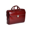 "Siamod SERVANO 13"" Leather Tablet Briefcase~3553"