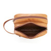 Colombian Leather Travel Toiletry Bag~255-COL