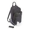 "Power Bank Charging 15"" Laptop Backpack~691-BLACK-4"