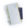 RFID Blocking Four Zip Travel Case~RFID-793-5