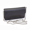ROYCE Chic RFID Blocking Women's Wristlet Convertible Crossbody Bag in Genuine Saffiano Leather~RFID-172-2