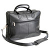 "ROYCE Executive 13"" Laptop Briefcase in Colombian Genuine Leather~693-BLK-VL"