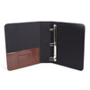 """ROYCE Executive 2"""" D Ring Binder in Aristo Leather~300-AR"""
