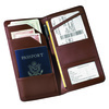 ROYCE Executive Passport Travel Document Wallet in Genuine Leather~216-5