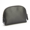 ROYCE Luxury Travel Cosmetic Make-Up Bag in Genuine Saffiano Leather~253-2