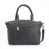 ROYCE Luxury Travel Weekender Duffel Bag Handcrafted in Colombian Genuine Leather~636-VL