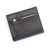 ROYCE RFID Blocking Mini Bow Wallet in Saffiano Leather~RFID-164-BLK-2