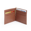 ROYCE RFID Blocking Money Clip Credit Card Wallet in Genuine Leather~RFID-108-5